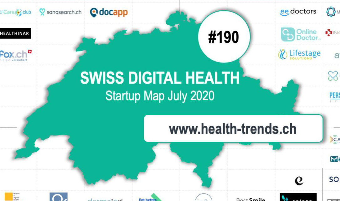 Clinerion is on the Swiss Digital Health Map