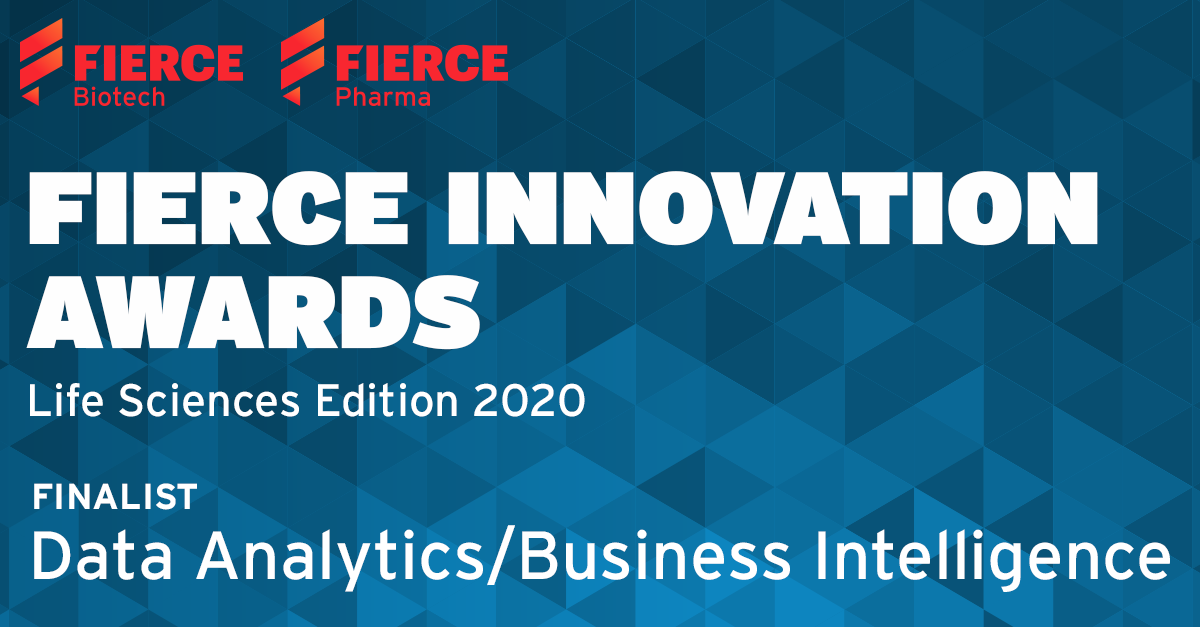 Press release: Clinerion named a Finalist in the Fierce Innovation Awards – Life Sciences Edition 2020